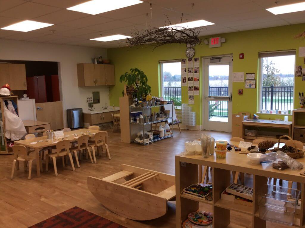 KLA Schools of plainfield classroom environment