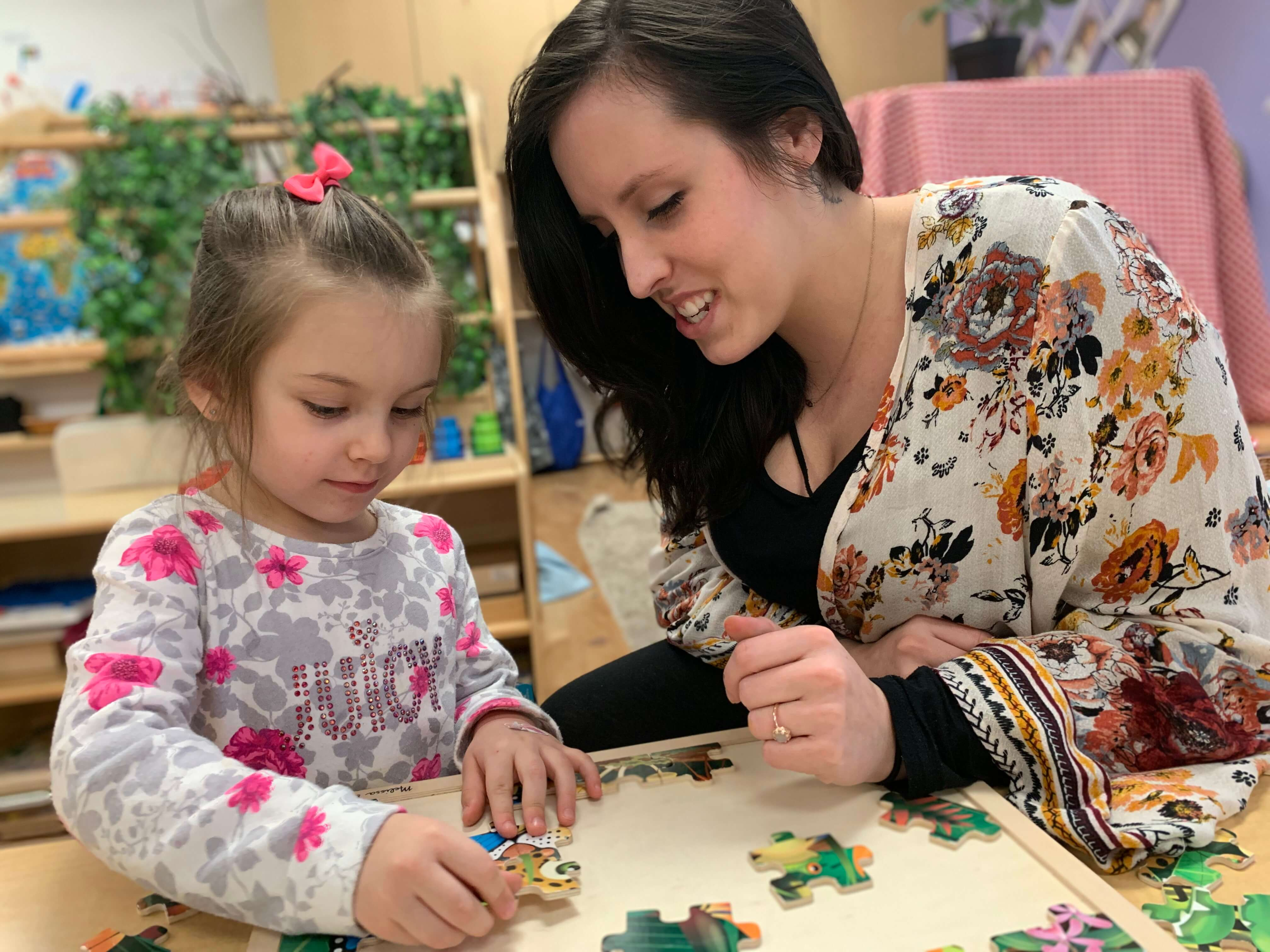 Looking for childcare and preschool jobs in Naperville?
